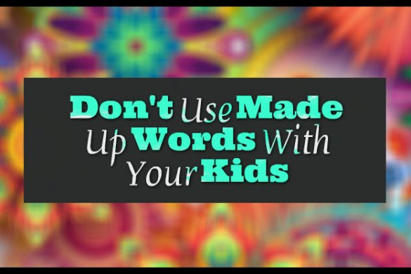 made up words
